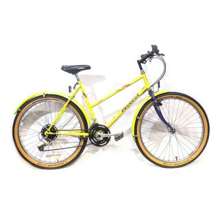 "Peugeot Sunset Ladies Retro MTB 20"" Yellow"