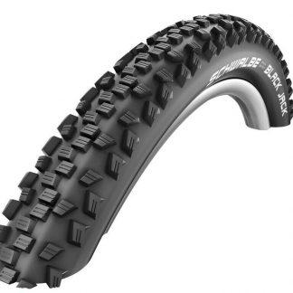 Schwalbe Black Jack Rigid MTB Tyre - 26x2.1
